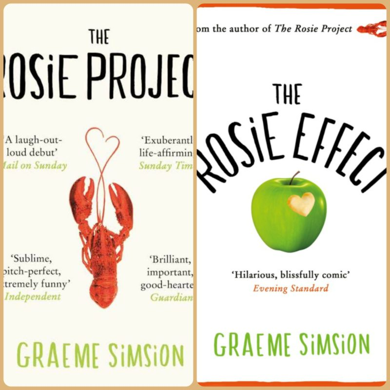 Graeme Simsion - Rosie Project and Effect